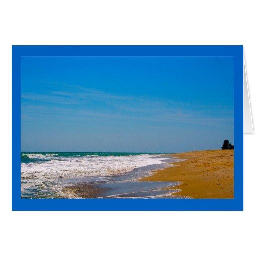 Vero Beach Stationery Note Card