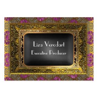 Verodart Porte  Elegant Professional Business Card