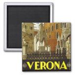 Verona 2 Inch Square Magnet