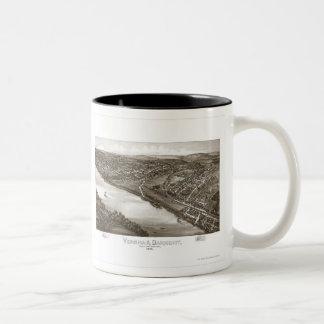 Verona and Oakmont Mug