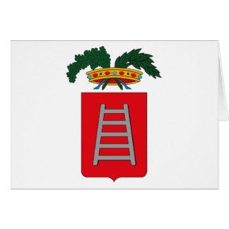 Verona Coat of Arms Greeting Card