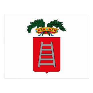 Verona Coat of Arms Postcard