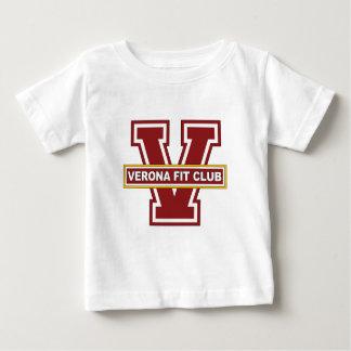 Verona Fit Club Basic Logo Wear Baby T-Shirt