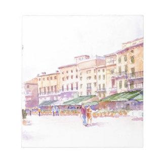 Verona, Italia Bloc De Notas