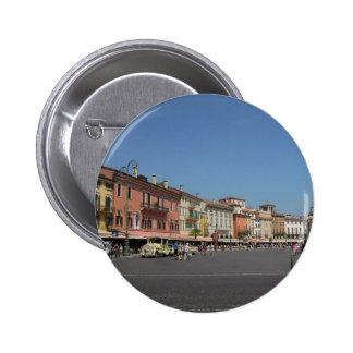 Verona, Italia Pin Redondo 5 Cm