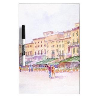 Verona, Italia Tableros Blancos