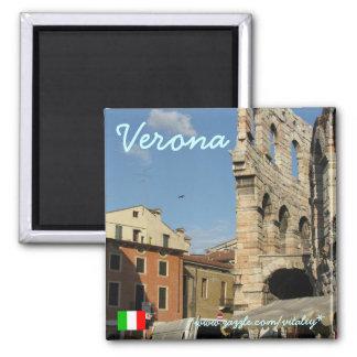 Verona Italy cool magnet design
