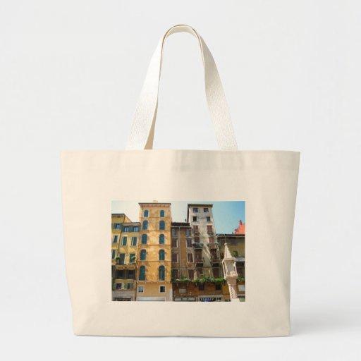 Verona, Italy Jumbo Tote Bag
