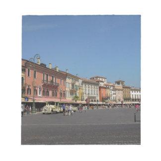 Verona, Italy Notepad