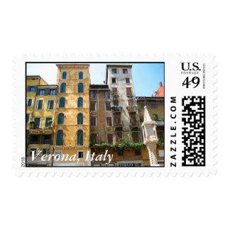 Verona, Italy Postage