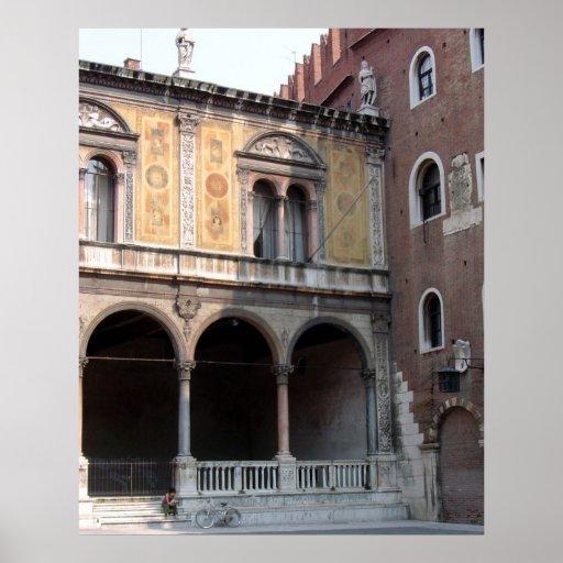 Verona, Italy Print