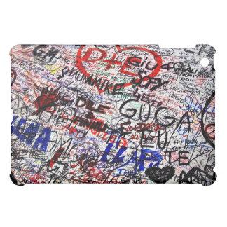 Verona (Juliet's balcony) Graffiti iPad case