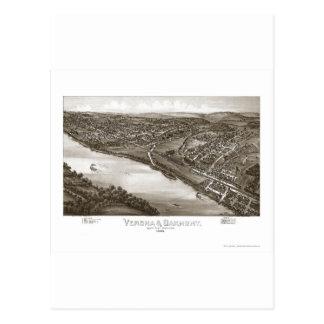Verona & Oakmont Postcard