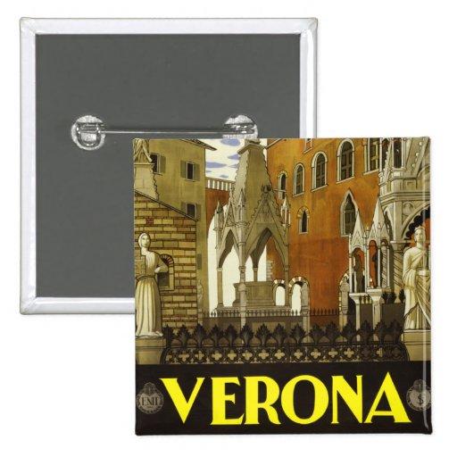 Verona Pin Cuadrada 5 Cm