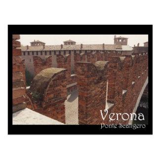 Verona Postcard