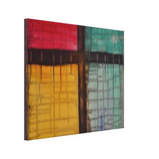 Verona Sunrises Canvas Print