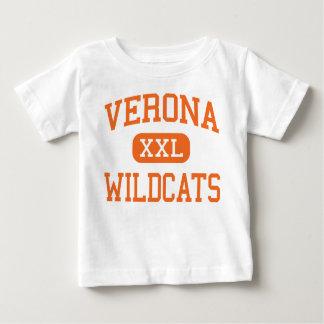 Verona - Wildcats - Area - Verona Wisconsin Baby T-Shirt