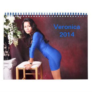 Veronica Calendar