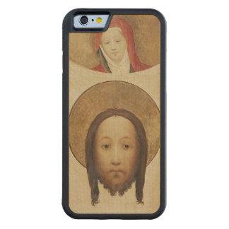 Veronica con el Sudarium, c.1420 del santo Funda De iPhone 6 Bumper Arce