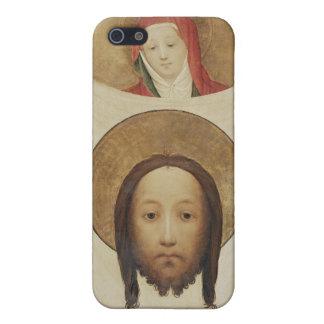 Veronica con el Sudarium, c.1420 del santo iPhone 5 Coberturas