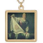 Veronica del St., 1625-30 (aceite en lona) Joyerías