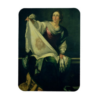 Veronica del St., 1625-30 (aceite en lona) Iman De Vinilo