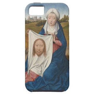 Veronica del St., c.1470-1475 (aceite en el panel) iPhone 5 Case-Mate Cárcasa