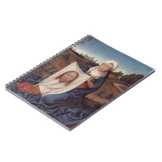Veronica del St. de Hans Memling- Libretas