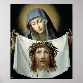 Veronica del St. Póster