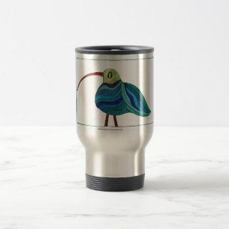 Veronica Red-Billed Bluebird Mug