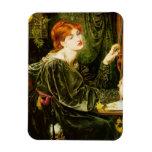 Veronica Veronese Pre-Raphaelite Flexible MAGNET