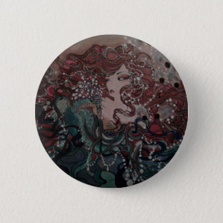 VeronicaWeaverakaVons Wings of Fate Pinback Button