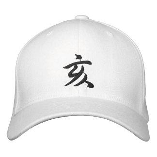 Verraco del gorra del zodiaco del kanji gorra de béisbol