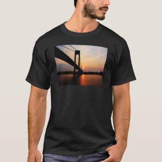 Verrazano Bridge at Dawn T-Shirt
