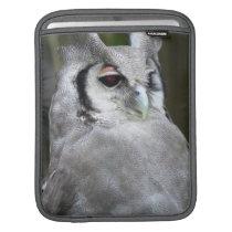 Verreaux's Eagle-Owl (Bubo Lacteus), Gauteng iPad Sleeve