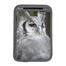 Verreaux's Eagle-Owl (Bubo Lacteus), Gauteng Sleeve For iPad Mini