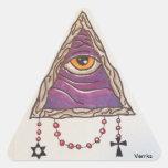 Verrks All Seeing Eye Stickers