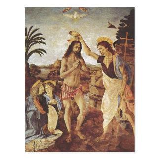 Verrocchio, Andrea del eigentlich: Andrea di Miche Postcard