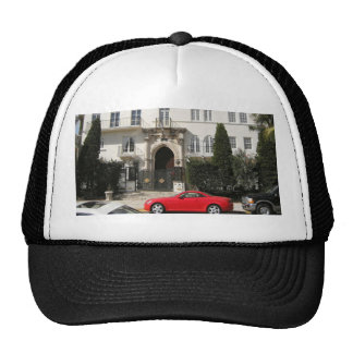 Versace Mansion Hats