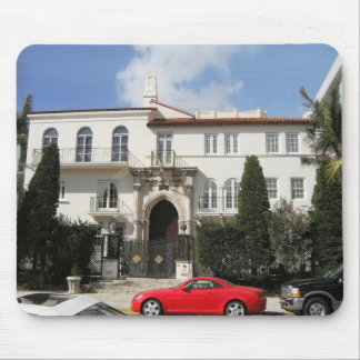 Versace Mansion Mouse Pad