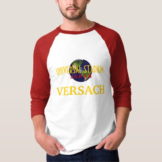 Versach and USJ T-Shirt
