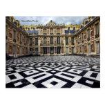 Versaille in Paris Postcard