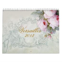 Versailles Calendar