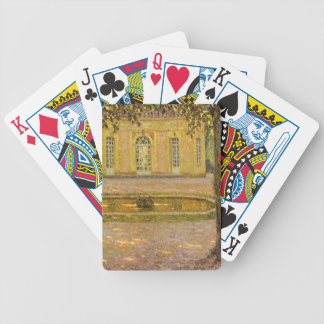 Versailles Collection Bicycle Playing Cards