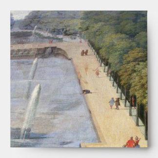 Versailles Collection Envelope