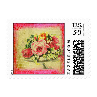 Versailles Collection Roses Stamps Postage