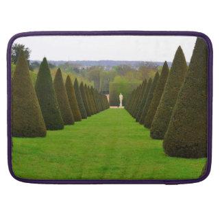 Versailles France gardens Sleeve For MacBook Pro