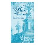 Versailles Gardens Business Card