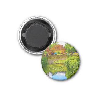Versailles Gardens Refrigerator Magnets