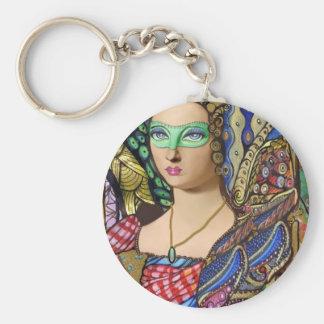 Versailles Masquerade Keychain